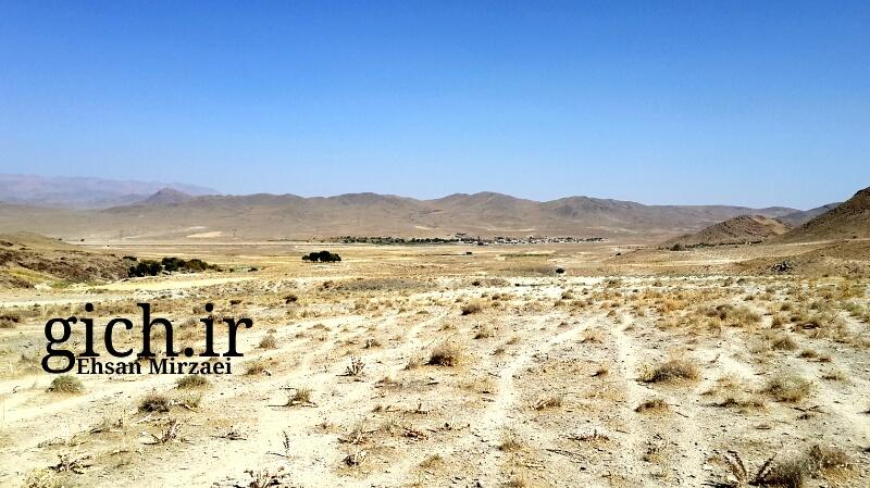چرای-بی-رویه-دام-و-فرسایش-خاک-و-نابودی-مراتع-در-دره شرف-روستای-گیلی-در-شهر-اراک-عکاس-احسان-میرزائی-سایت-گیچ