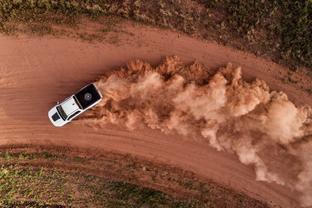 عوارض ورود خودرو به طبیعت  ورود خودرو به طبیعت ایجاد مسیرهای جدید؛