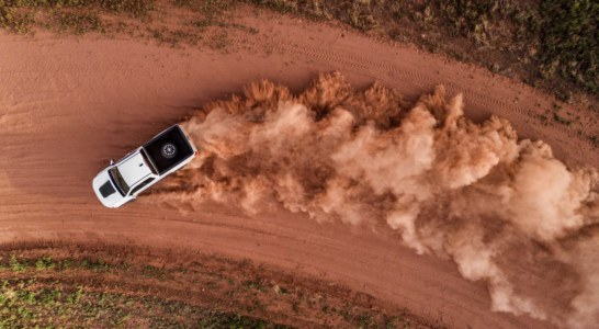 عوارض رانندگی در طبیعت