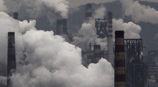 رکورد غلظت دیاکسیدکربن در جو زمین شکسته شد