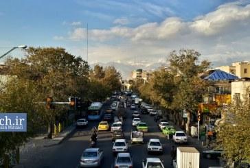 راهبندان ۴۲۰کیلومتری در تهران