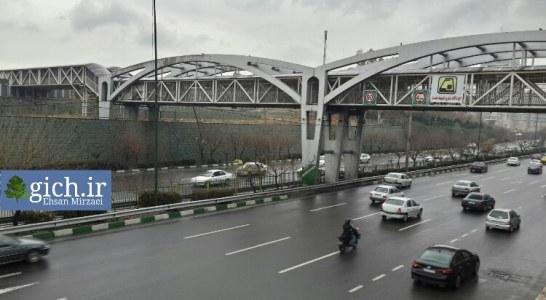 فیلم پر خطرترین ایستگاه مترو تهران