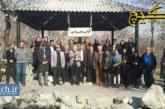 افتتاح مدرسه طبیعت پردیسان